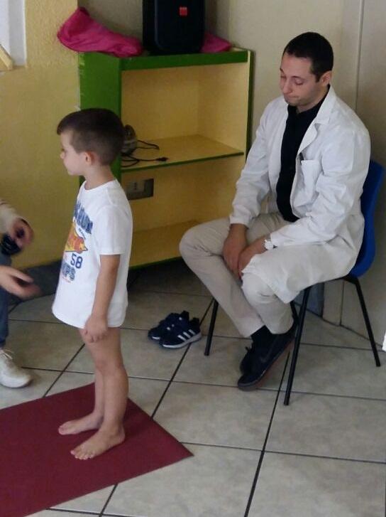 Screening posturale